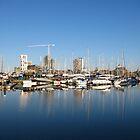 ' What Lies Beneath ? ' Ipswich Waterfront by wiggyofipswich