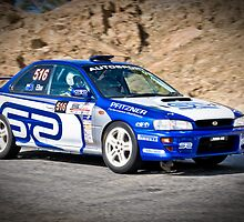 Matthew Else - SS5 Myponga Reservoir asp Adelaide Tarmac Rally 2010 by Clintpix