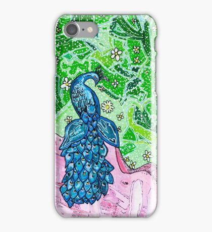 Fence Sitter iPhone Case/Skin