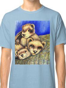 Ferret Layer cake  Classic T-Shirt