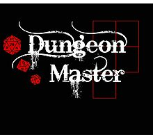 Dungeon Master Photographic Print