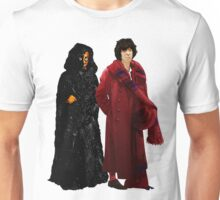 Doctor Who - Fourth Doctor and The Master Unisex T-Shirt