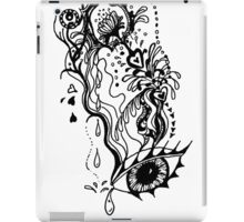 Rectangle Aussie Tangle 3 iPad Case/Skin