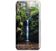 Secret Falls,Cascade,Tasmania  iPhone Case/Skin