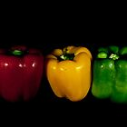 Red,Yellow and Green by Keith Irving
