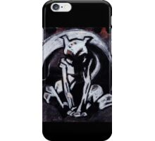 psychedelic psychic  iPhone Case/Skin
