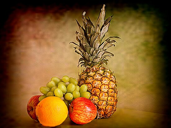 Fruity ! by Irene  Burdell