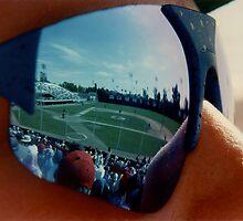 Baseball in his Eyes by Jen Waltmon