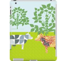 Cows of freedom iPad Case/Skin