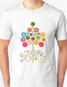 colors tree T-Shirt