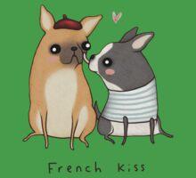 French Kiss Kids Tee