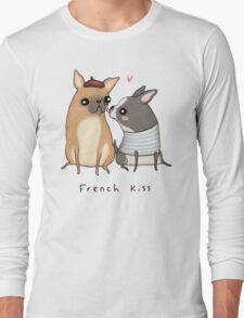 French Kiss Long Sleeve T-Shirt