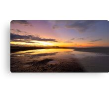 Nudgee beach Metal Print