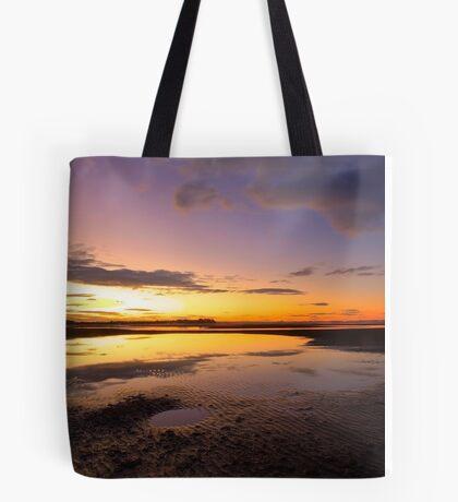 Nudgee beach Tote Bag