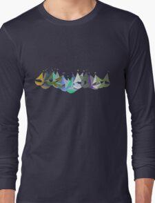 Sailing Boats TShirt Long Sleeve T-Shirt