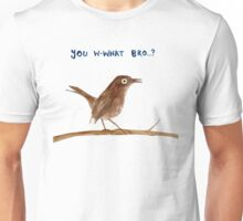 Brown Trembler Unisex T-Shirt