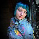 Portrait of Leah by Stephen D. Miller