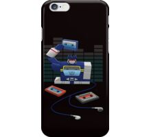 Sound of the 80's iPhone Case/Skin