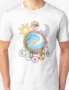 Bride of Discord Titled Stained Glass Unisex T-Shirt