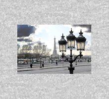 Parisian Mosaic - Piece 17 - Blue Day Unisex T-Shirt