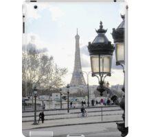 Parisian Mosaic - Piece 17 - Blue Day iPad Case/Skin