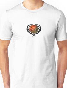 Trees Silhouette- Heart (2) Unisex T-Shirt