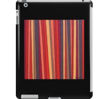 Roygbiv (red) iPad Case/Skin