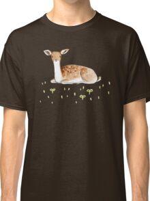 Happy Fallow Deer Classic T-Shirt