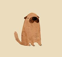 Brown Doggy by Sophie Corrigan