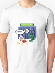 Library Joke Tshirt T-Shirt