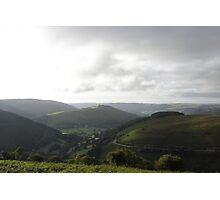 The Horseshoe Pass - Llangollen, Wales Photographic Print