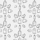 crystal collection by HiddenStash