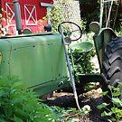 Grandpa's Chariot by SunflowerAnnie