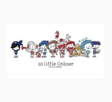 10 little Onliner Baby Tee