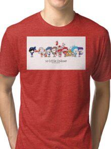 10 little Onliner Tri-blend T-Shirt