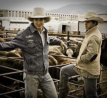 Helmville Rodeo Montana 2009 - #110 by Terry J Cyr