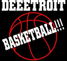 deeetroit basketball  by trendz