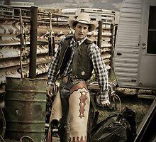 Helmville Rodeo Montana 2009 -  #115 by Terry J Cyr