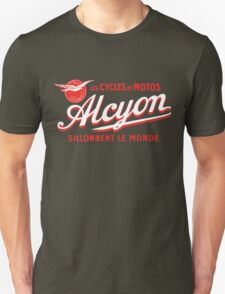 alcyon motorcycle Unisex T-Shirt