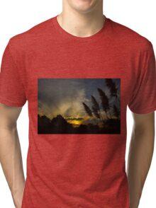 Sunset 2, April 2011 Tri-blend T-Shirt