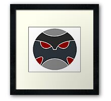 Krimzon Guard Emblem Framed Print