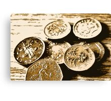 Economy  Canvas Print