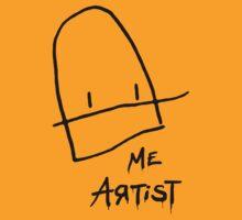 Me Artist by Lloyd Harvey