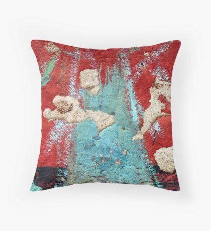 Krakatau Throw Pillow