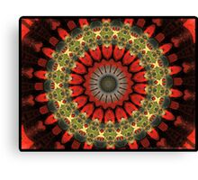 25734 Top Hat Spin Canvas Print