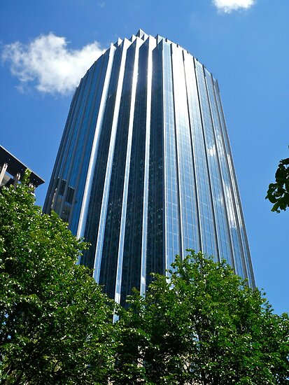 The Crowned 111 Huntington Avenue Office Tower - Back Bay - Boston © 2010 *featured by Jack McCabe