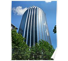 The Crowned 111 Huntington Avenue Office Tower - Back Bay - Boston © 2010 *featured Poster