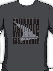 Wizard Names T-Shirt
