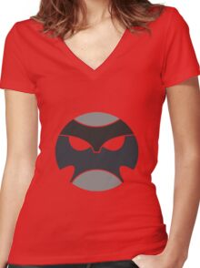 Krimzon Guard Emblem [Variant] Women's Fitted V-Neck T-Shirt