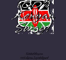 kenyan flag love Unisex T-Shirt